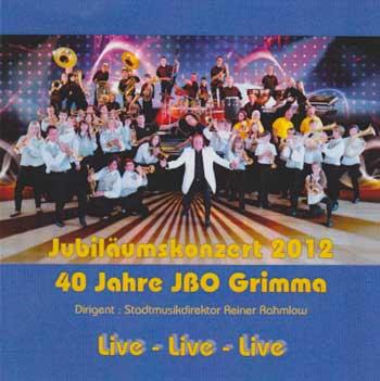 Jubiläumskonzert 2012 - LIVE