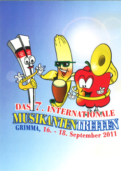"DVD ""Das 7. Internationale Musikantentreffen 2011"" - 2011"