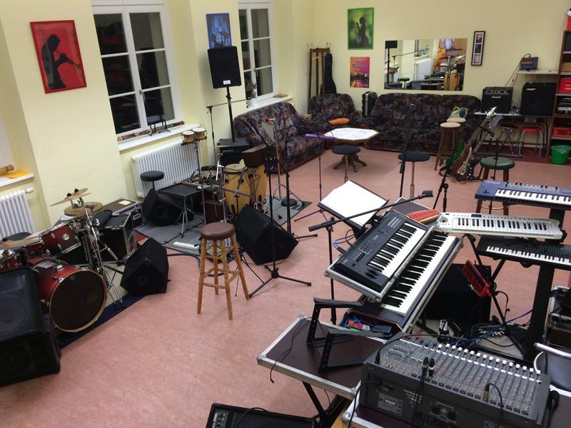 Fachkabinett für Ensembleprobe, Foto: JBO