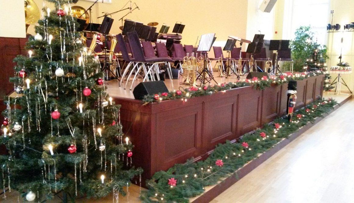 JBO stimmt auf die Weihnachtszeit ein Foto: JBO