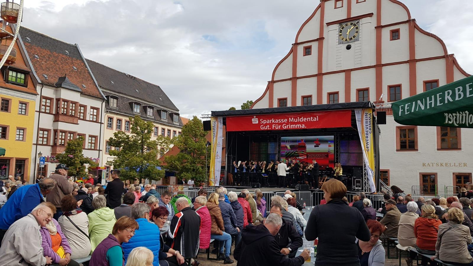 Stadtfest Grimma 2019
