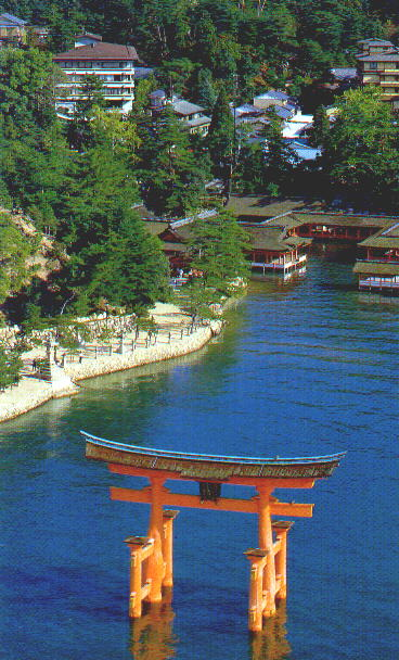 Miyajima: O-Torii & Itsukushima Schrein