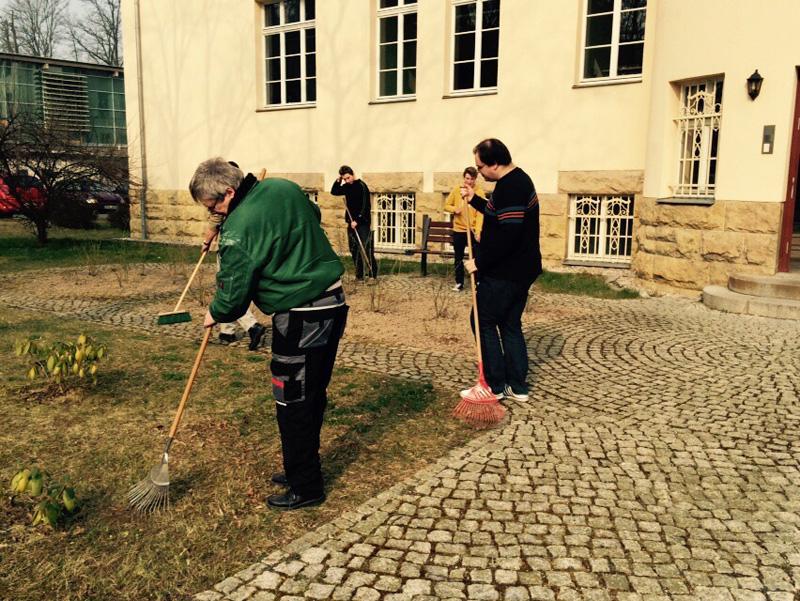 unser Garten-Crew